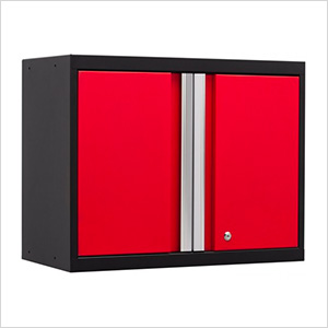 PRO 3.0 Series Red Wall Cabinet
