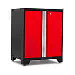 NewAge Products PRO 3.0 Series Red 2-Door Base Cabinet