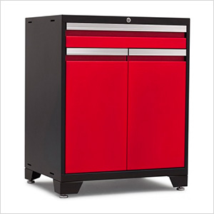 PRO 3.0 Series Red Multifunction Cabinet
