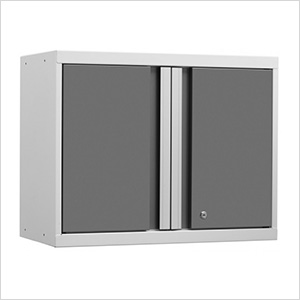 PRO 3.0 Series White Wall Cabinet