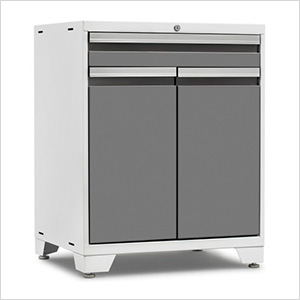 PRO 3.0 Series White Multifunction Cabinet