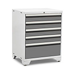 NewAge Garage Cabinets PRO 3.0 Series White Tool Drawer