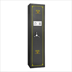 Deluxe Rifle Safe with Electronic Lock