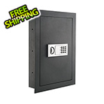 Paragon Lock and Safe Superior Wall Safe with Electronic Lock