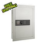 Paragon Lock and Safe Deluxe Wall Safe with Keypad Lock