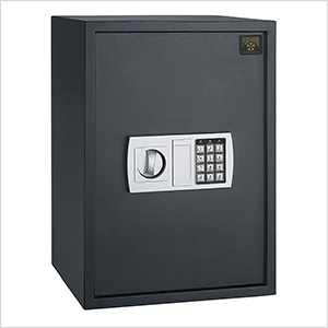 Deluxe Safe with Electronic Lock