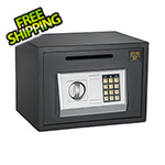Paragon Lock and Safe Depository Safe with Electronic Lock