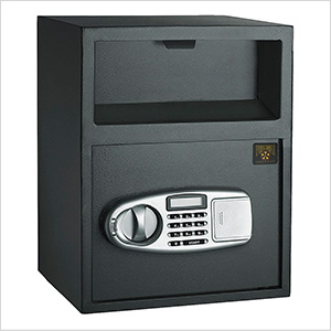 SureDrop Depository Safe with Electronic Lock
