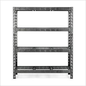 60-Inch Tool-Free Rack Shelving