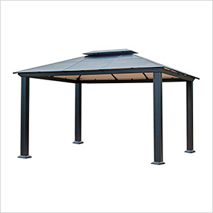 11 x 13 ft. Santa Monica Aluminum Gazebo
