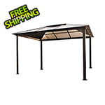 Paragon Outdoor 10 x 13 ft. Madrid Hard Top Gazebo