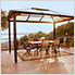 10 x 13 ft. Madrid Hard Top Gazebo