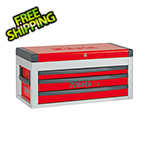Beta Tools 3-Drawer Portable Tool Chest (Red)