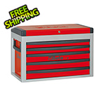Beta Tools 5-Drawer Portable Tool Chest (Red)