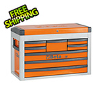 Beta Tools 8-Drawer Portable Tool Chest (Orange)