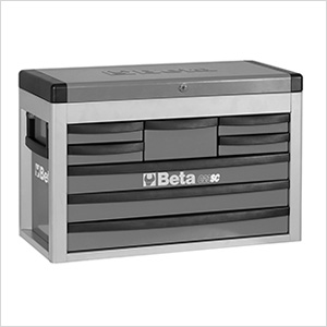 8-Drawer Portable Tool Chest (Grey)