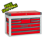 Beta Tools 8-Drawer Portable Tool Chest (Red)
