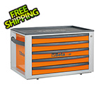 Beta Tools 5-Drawer Portable Tool Chest (Orange)