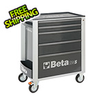 Beta Tools 5-Drawer Rolling Tool Cabinet (Grey)