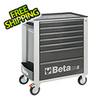 Beta Tools 7-Drawer Rolling Tool Cabinet (Grey)