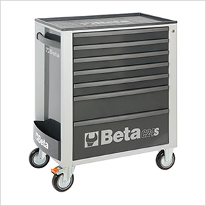 7-Drawer Rolling Tool Cabinet (Grey)