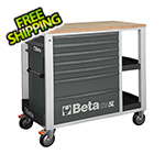 Beta Tools 7-Drawer Rolling Tool Cabinet / Workstation