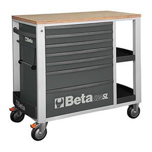 7-drawer Rolling Tool Cabinet / Workstation