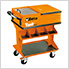 Tank Tool Trolley with Shelf