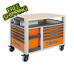 Beta Tools 10-Drawer SuperTank Rolling Tool Cabinet / Workstation