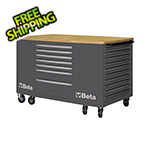 Beta Tools 28-Drawer Mobile Workstation (Grey)