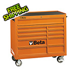 Beta Tools 11-Drawer Roller Tool Cabinet (Orange)