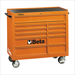 11-Drawer Roller Tool Cabinet (Orange)