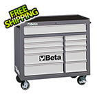 Beta Tools 11-Drawer Roller Tool Cabinet (Grey)