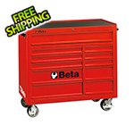 Beta Tools 11-Drawer Roller Tool Cabinet (Red)
