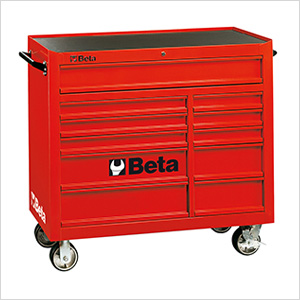 11-Drawer Roller Tool Cabinet (Red)