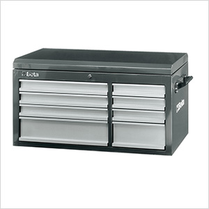 8-Drawer Top Tool Chest (Grey)