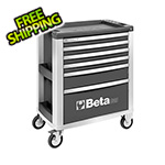 Beta Tools 6-Drawer Aluminum Roller Tool Cabinet