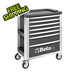Beta Tools 7-Drawer Aluminum Roller Tool Cabinet