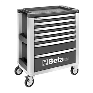 7-Drawer Aluminum Roller Tool Cabinet