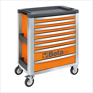 8-Drawer Aluminum Roller Tool Cabinet