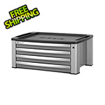 Beta Tools 4-Drawer Aluminum Tool Chest (Grey)
