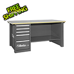 Beta Tools MasterCargo 5-Drawer Workbench