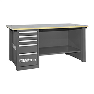 MasterCargo 5-Drawer Workbench
