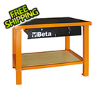 Beta Tools 2-Drawer Narrow Workbench
