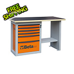 Beta Tools Endurance 6-Drawer Short Workbench