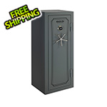 Stack-On Total Defense 22-24 Gun Safe with Combination Lock