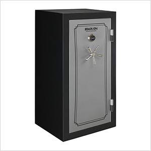 Total Defense 36-40 Gun Safe with Combination Lock