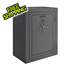 Stack-On Total Defense 51-69 Gun Safe with Electronic Lock