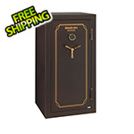Stack-On Woodland Fire-Resistant 40-Gun Safe with Electronic Lock