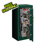 Stack-On Elite Fire-Resistant 40-Gun Safe with Combination Lock